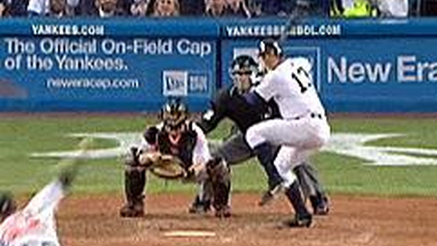 """Major League Baseball is considering instant replay. Commissioner Bud Selig says he's open to the concept. He has put it """"under advisement."""" Why """"under advisement?"""" Why not hammer it down and make it official…as of tomorrow?.."""