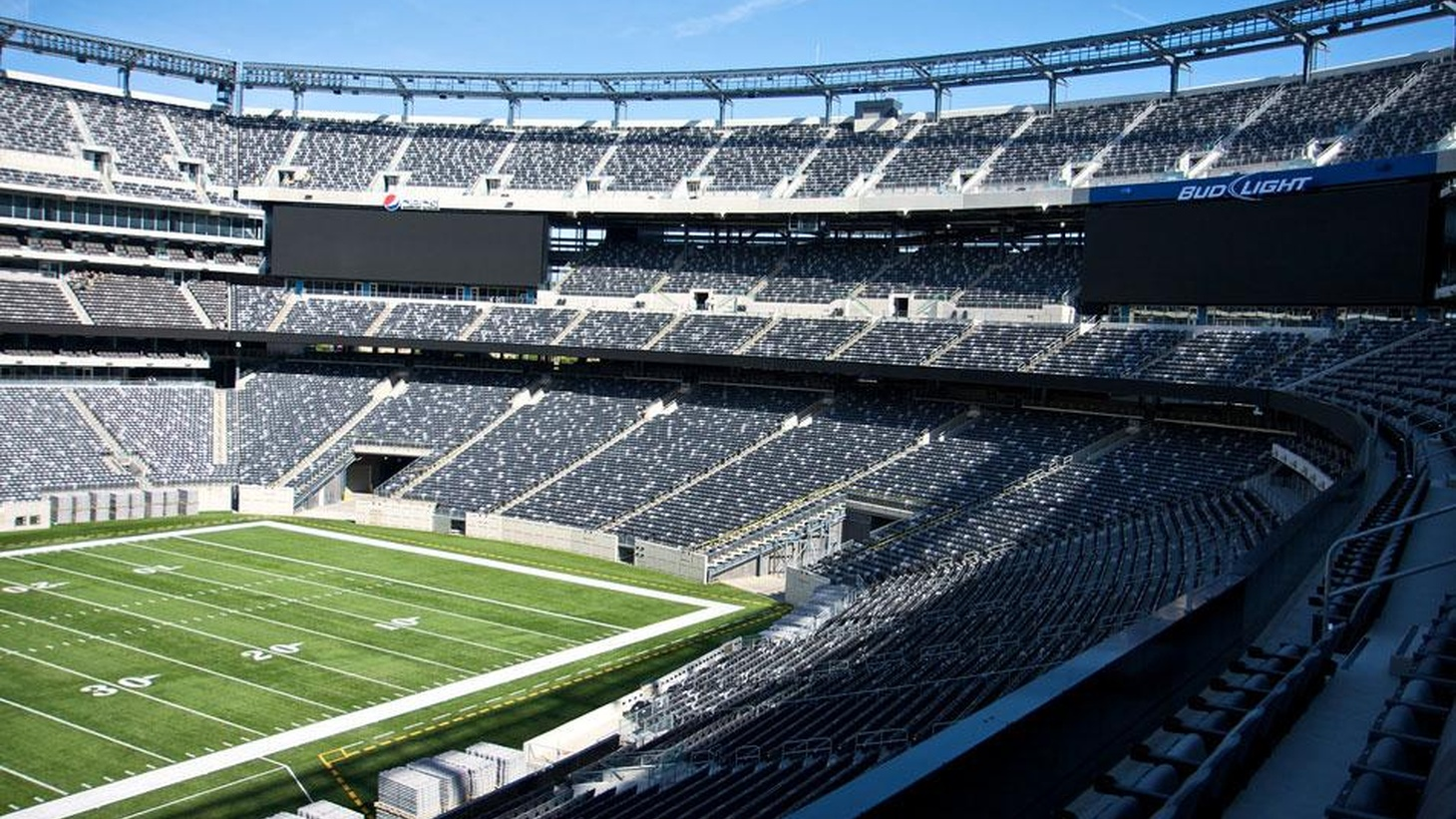 The announcement of future Super Bowl locales is usually pretty ho-hum. Miami again. New Orleans again. Maybe San Diego. Maybe Pasadena. But when the new Meadowlands Stadium in East Rutherford, New Jersey, won the bid for Super Bowl 2014 this week, bloggers feverishly took to their keyboards...