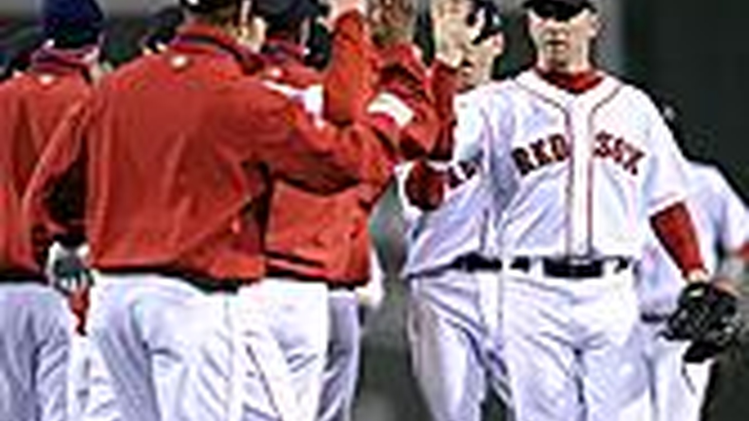 Just last week I was making the point that you don't have to be a rabid baseball fan...actually, I was saying that you don't have to know anything at all about baseball to get involved in post-season play. I know people who don't ever have a clue as to who's playing in the Super Bowl, don't have any idea what you're referring to when you say The Final Four, and never watch one inning of the 162 regular games of the baseball season but who threw themselves into the Yankees/Red Sox series, the American League Championship Series, with great gusto. But that was last week. Only seven short days later and here I am to argue precisely the opposite position...