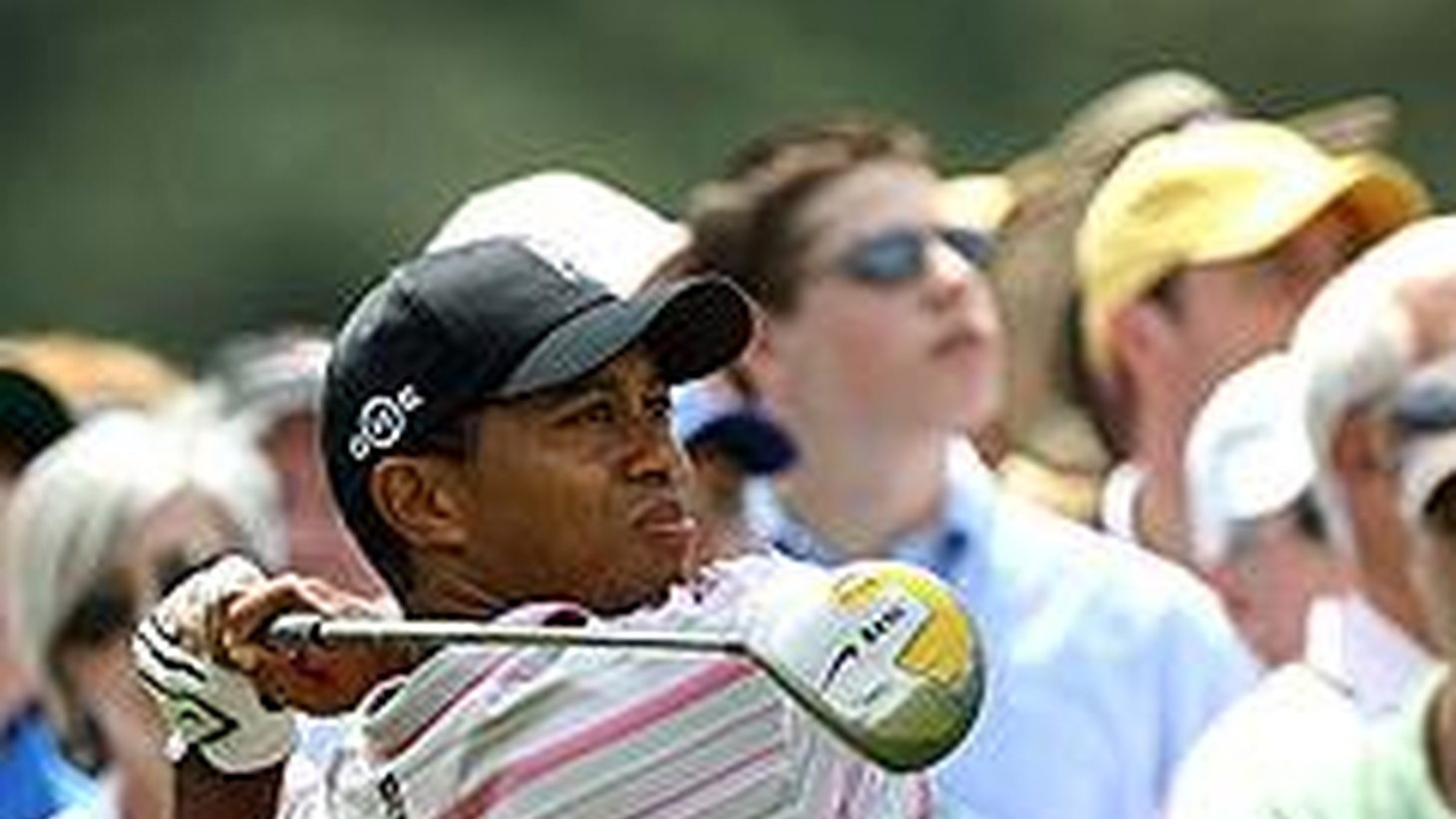 The fabled Masters golf tournament is under way as of today down in Augusta, Georgia. Tiger is of course the story. Tiger. The greatest crossover sports star since Mohammed Ali. Tiger. The paradox of today's sports world. He's both the greatest element of this era of golf, and he's what's wrong with this era of golf...