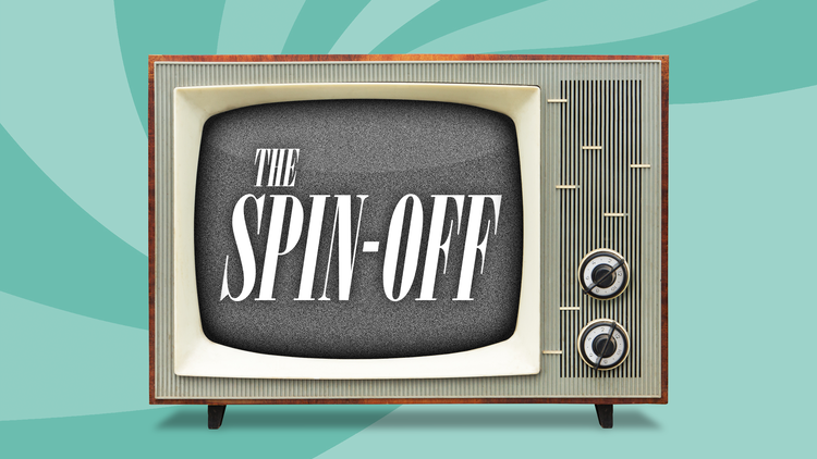 Hosted by TV journalists Michael Schneider and Joe Adalian, KCRW's The Spin-off is the podcast that takes you inside the television industry.