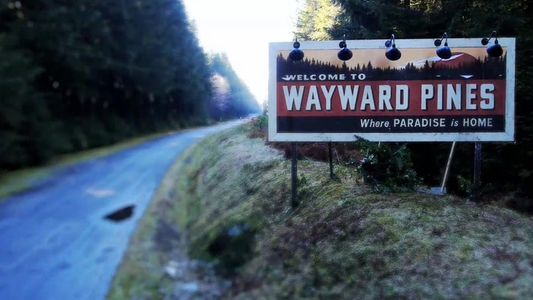 Wayward Pines executive producer Chad Hodge chats with Michael Schneider about what initially drew him to the series and why he decided to structure his show in an unconventional way.