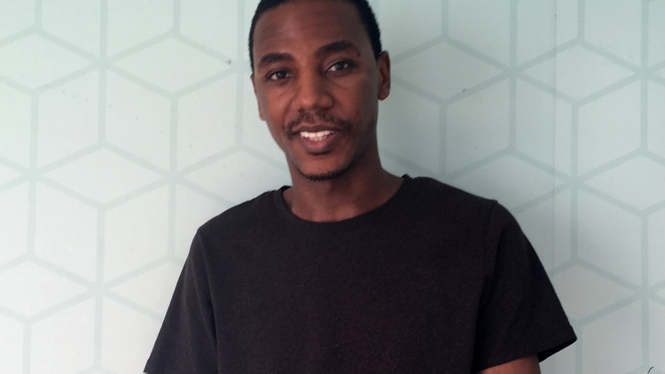 Jerrod Carmichael grew up loving multi-camera sitcoms, especially the ones on NBC. Now he's created and stars in one of his own.