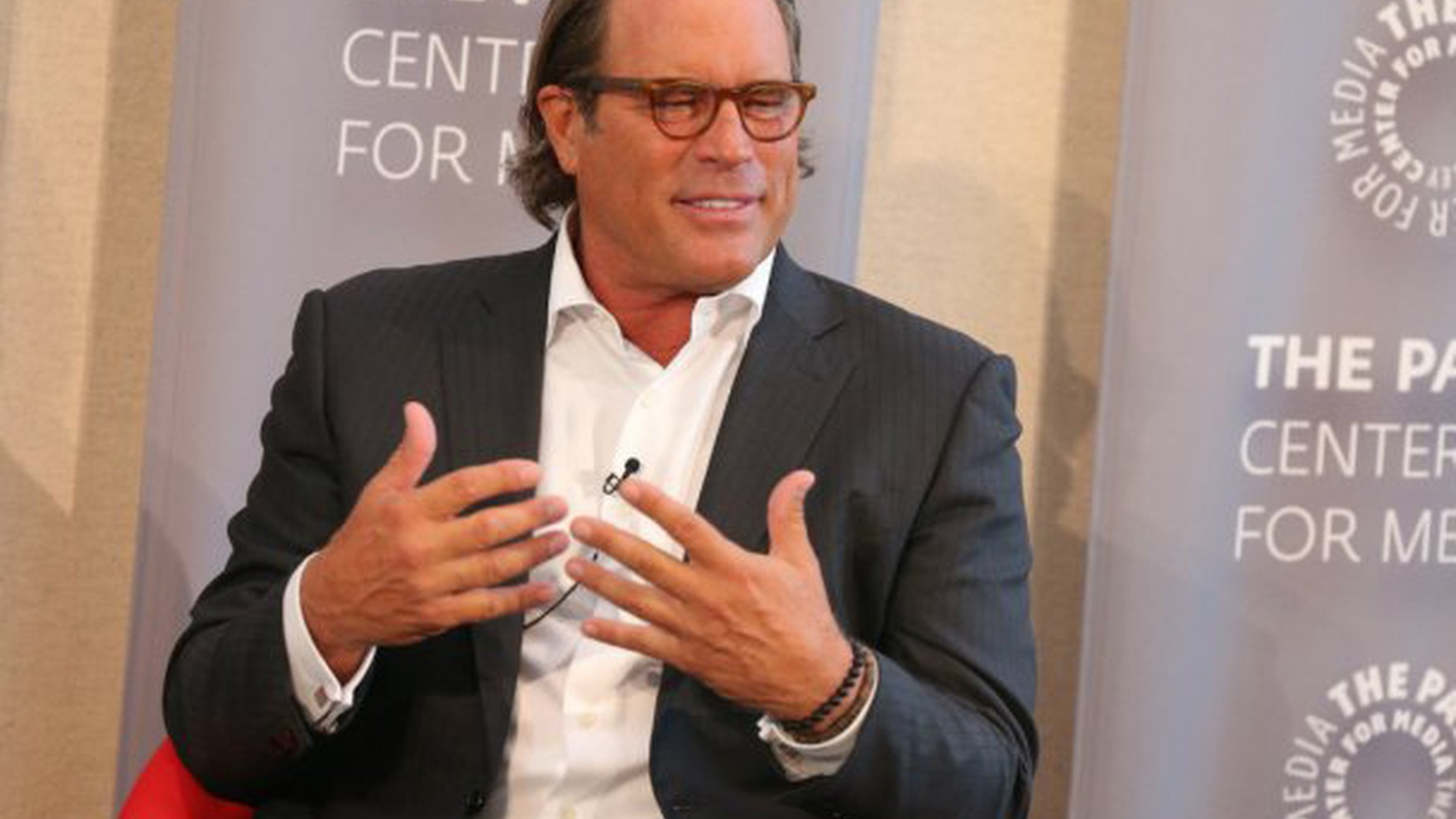 """In life, if you're not 100 percent in on something, you need to take a deep breath and figure it out."" That's what Steve Mosko told Michael Schneider during a conversation at the Paley Center, just two days after Mosko announced he would be leaving his job as chairman of Sony Pictures Television."