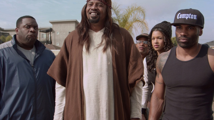 The Boondocks creator Aaron McGruder talks about making the switch to live action with his new show Black Jesus.