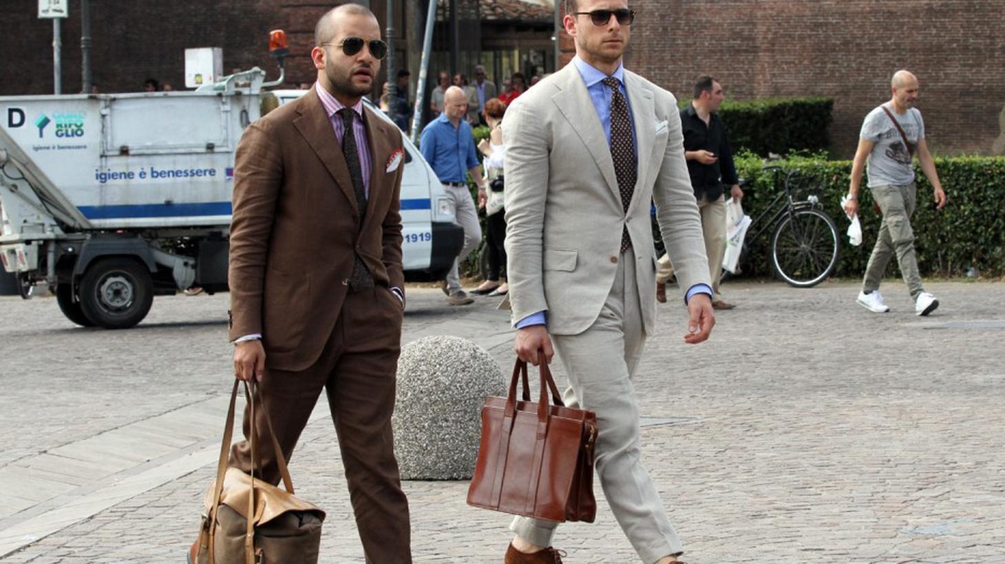 Menswear designers Agyesh Madan & Nicholas Ragosta talk responsible production of Stòffa.