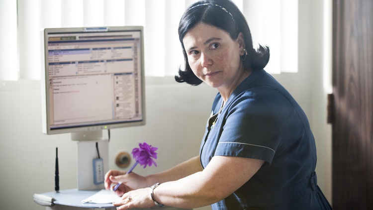 Alex Borstein on the success of her varied career and the pleasure involved in portraying Dawn in HBO's Getting On.