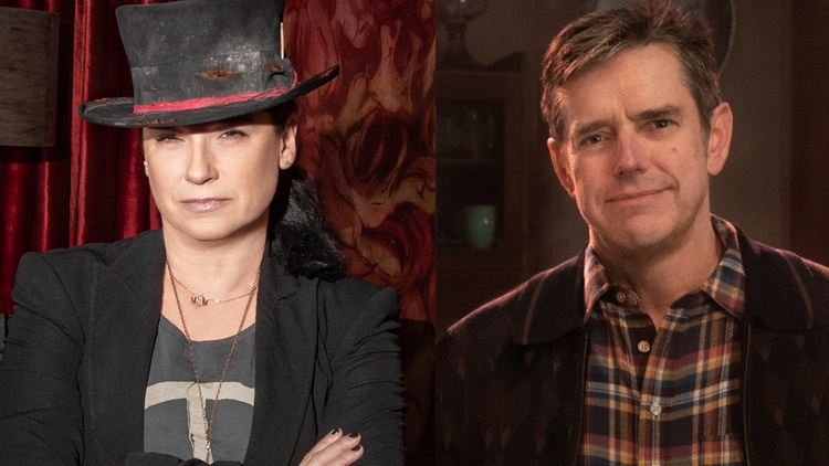 Digital Exclusive (Extended Edition): Amy Sherman-Palladino and Daniel Palladino