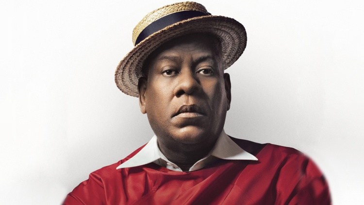 Andre Leon Talley: 'The Chiffon Trenches'