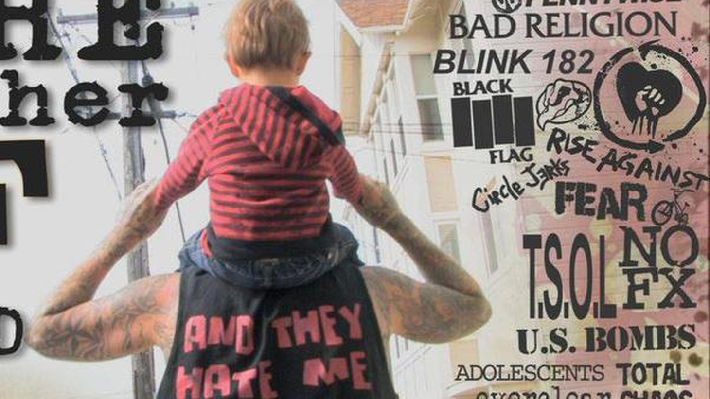 Is punk rock conducive to fatherhood? Andrea Blaugrund Nevins discusses punk's industrialization, its violent romanticism and its continually regenerating audience.