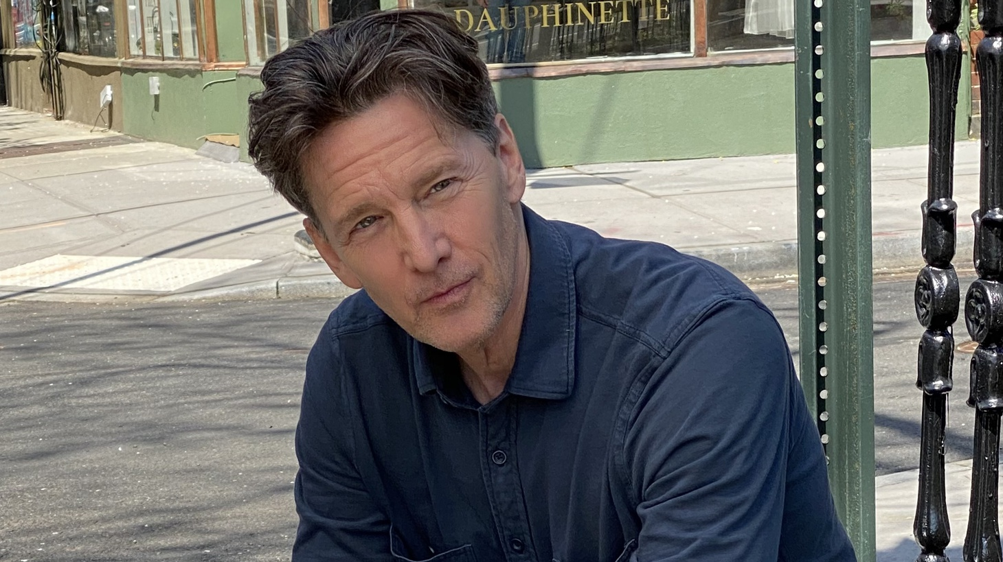 Writer, director, and actor Andrew McCarthy.