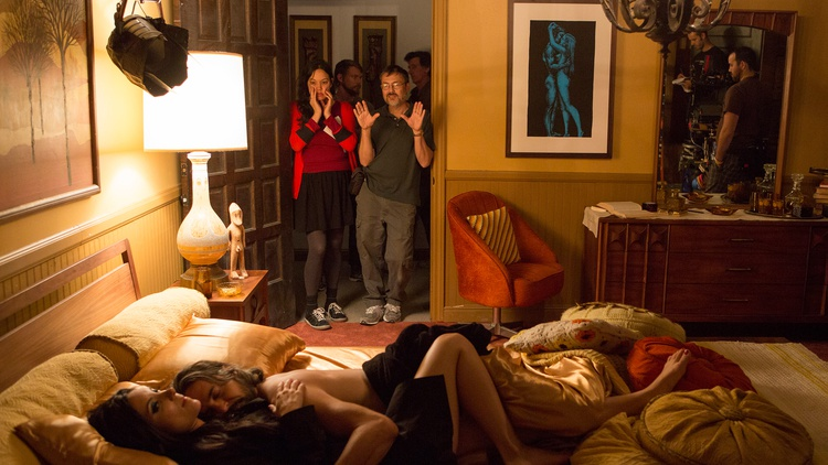Filmmaker Anna Biller discusses her homage to 1960s horror in TheLove Witch.