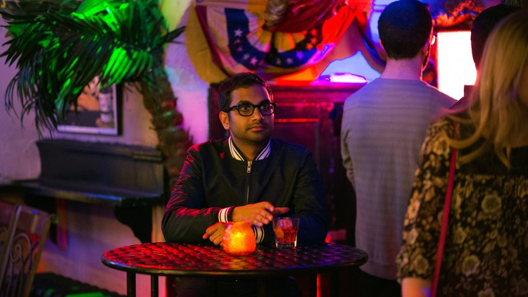Comedian and actor Aziz Ansari visits The Treatment to discuss his new Netflix series Master of None.