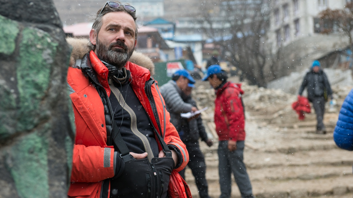 Director Baltsar Kormákur discusses working from chaos on the set of Everest.