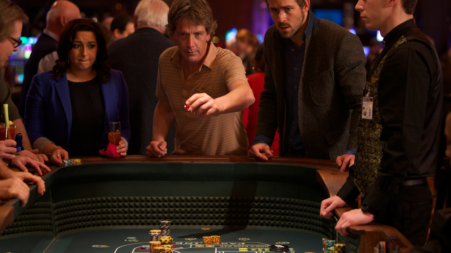 Ben Mendelsohn joins Elvis Mitchell to discuss his Emmy nomination and taking on gambling addiction for his role in Mississippi Grind.