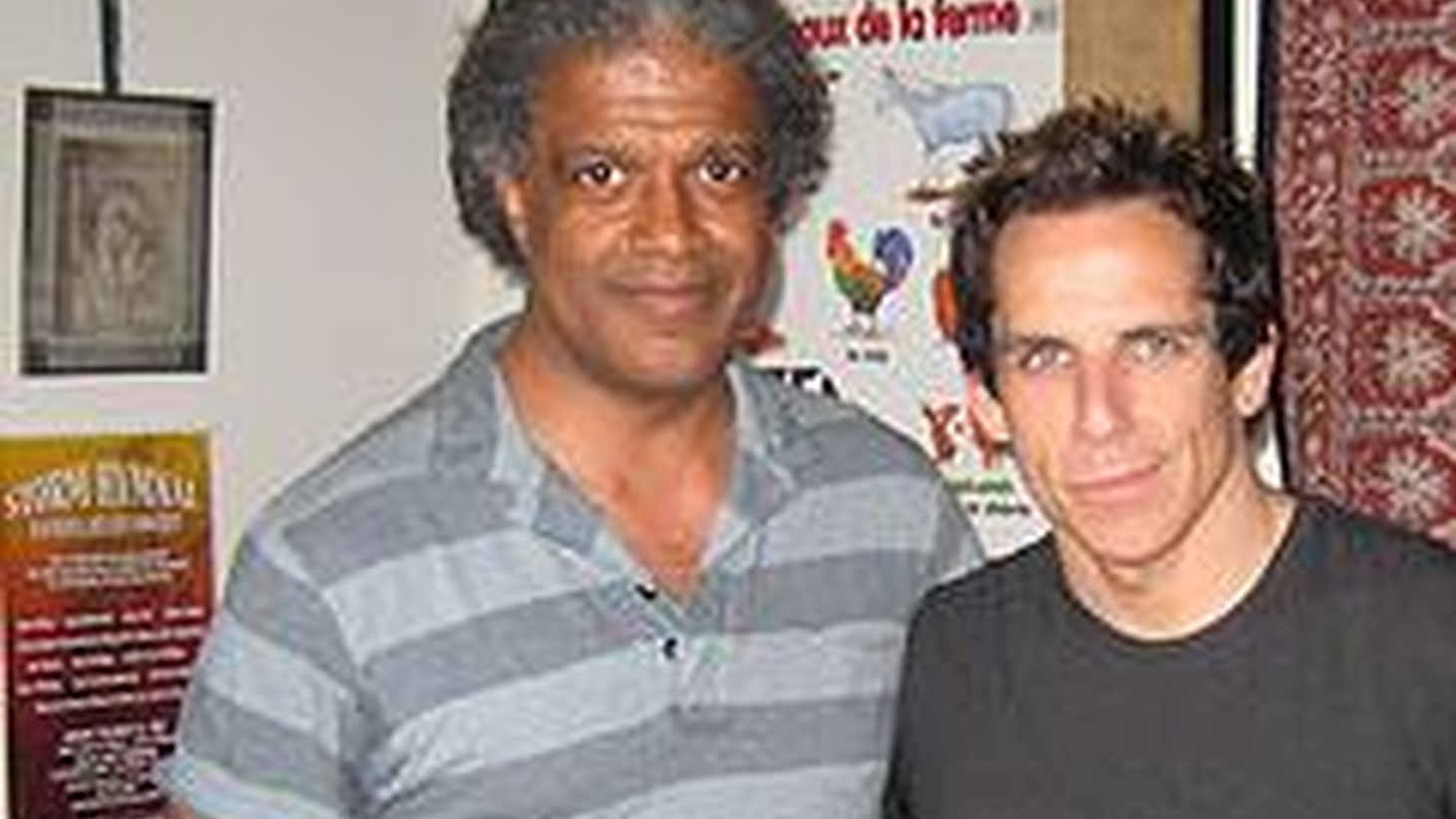Ben Stiller (Zoolander, Meet the Fockers, The Cable Guy, Reality Bites) is a director, producer and writer. But he's first