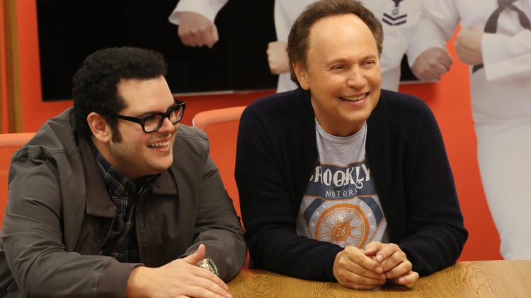 Billy Crystal on a career full of chemistry, most recently with FX's The Comedians, joined by EP/showrunner Ben Wexler.