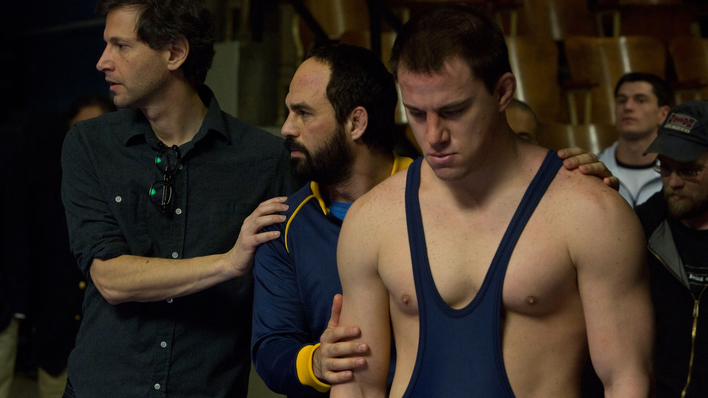 """""""Movies are like people. You trust them, or you don't. And I hate it when a movie lies to me."""" Bennett Miller discusses his latest film, Foxcatcher."""