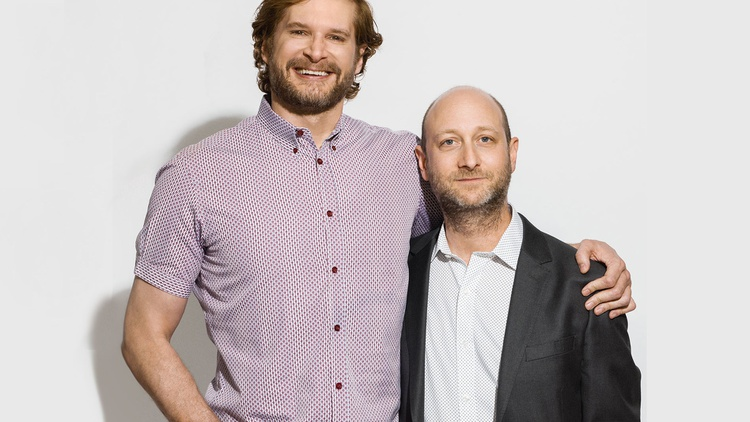 American Gods creators Bryan Fuller and Michael Green visit The Treatment to discuss their interest in the fantasy novel and their approach to its on-screen adaptation.