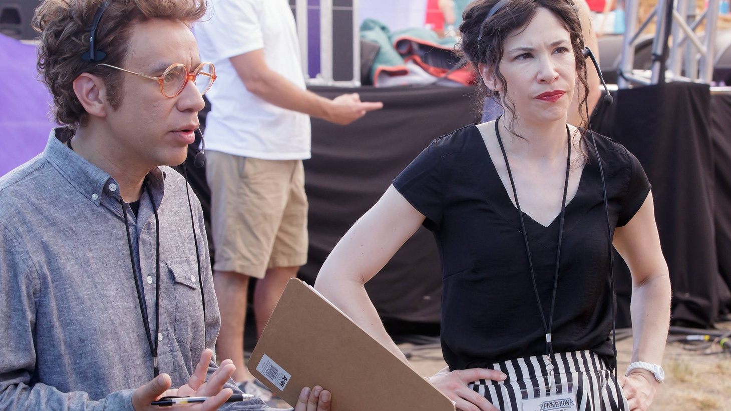 Musician/actor Carrie Brownstein joins Elvis Mitchell to discuss writing a memoir and kicking off the final season of Portlandia.