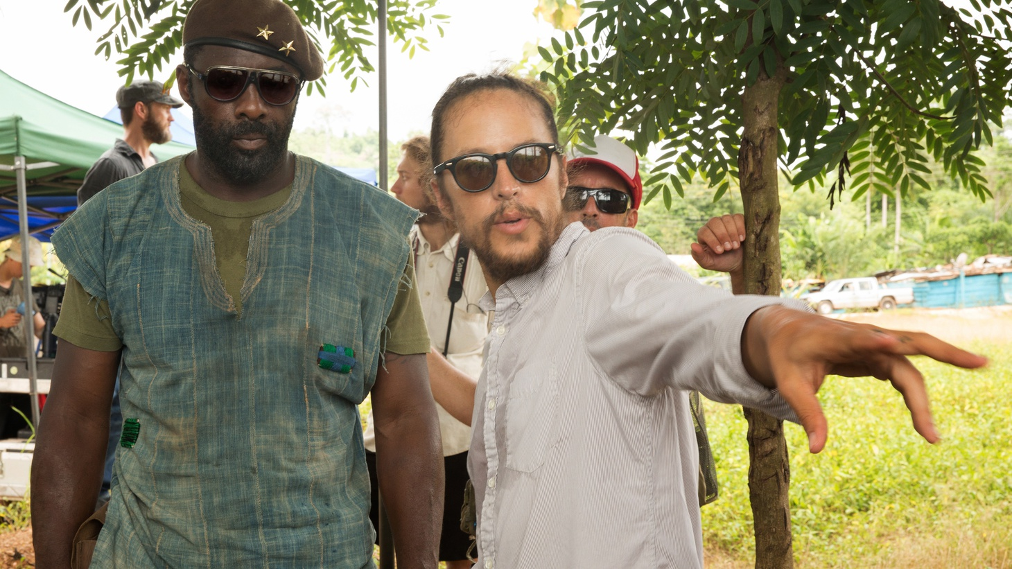 WEB EXCLUSIVE: Filmmaker Cary Fukunaga joins Elvis Mitchell to discuss the true vulnerability of family in Netflix's Beasts of No Nation.