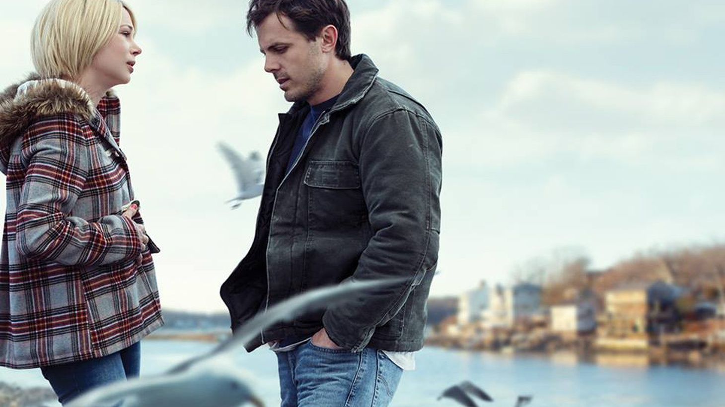 EXCLUSIVE PODCAST: Elvis Mitchell in conversation with Manchester by the Sea star Casey Affleck and producer Matt Damon, recorded live at the Landmark Theater.