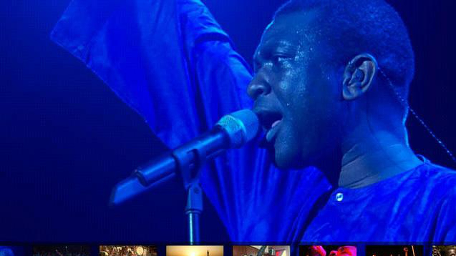 As a musician, Youssou N'Dour has always been about faith. In the documentary I Bring What I Love, director Elizabeth Chai Vasarhelyi (A Normal Life) follows him on the journey committed to that goal.