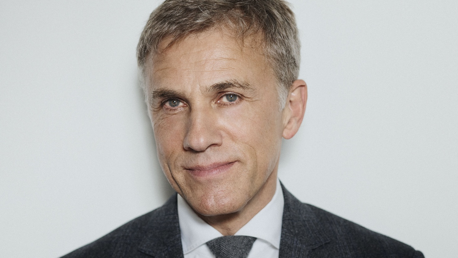 "As an actor, Christoph Waltz says his most important job is to ""get out of the way."""