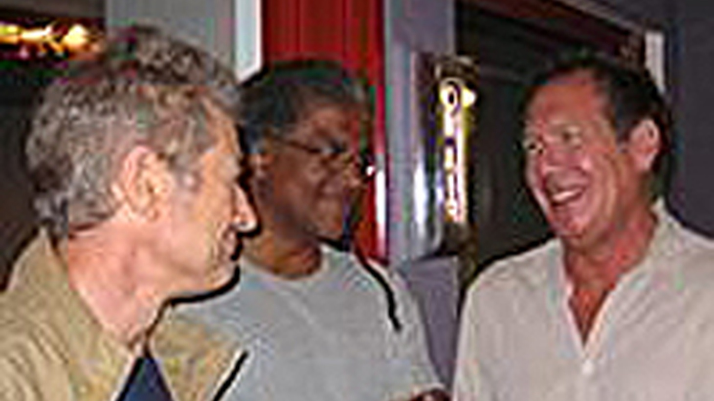 """If you've watched The Larry Sander's Show, you've seen the words """"Special Thanks to Roy London."""" It's also name of a documentary on the acting coach. Its director, Christopher Monger (Voice Over, The Englishman Who Went Up a Hill But Came Down a Mountain, Seeing Red), and Garry Shandling discuss London and his legacy."""
