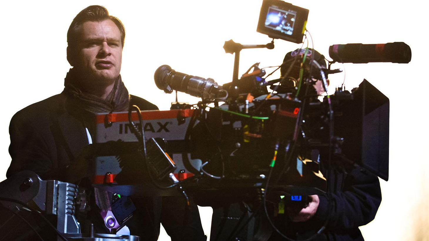 Elvis Mitchell talks with director Christopher Nolan about the final film in his Batman trilogy.