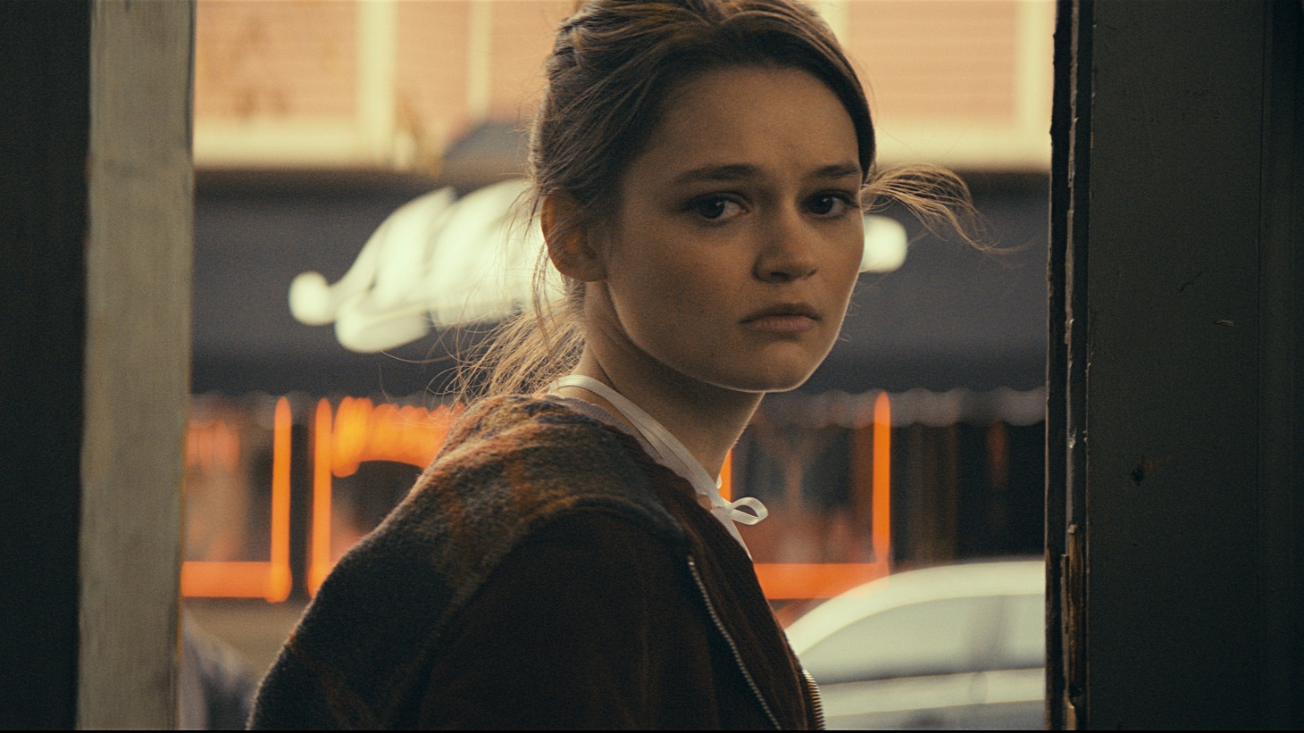 "Ciara Bravo in ""Cherry,"" now streaming ."