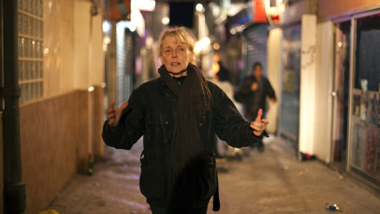 "Director Claire Denis examines humanity in ""High Life""."