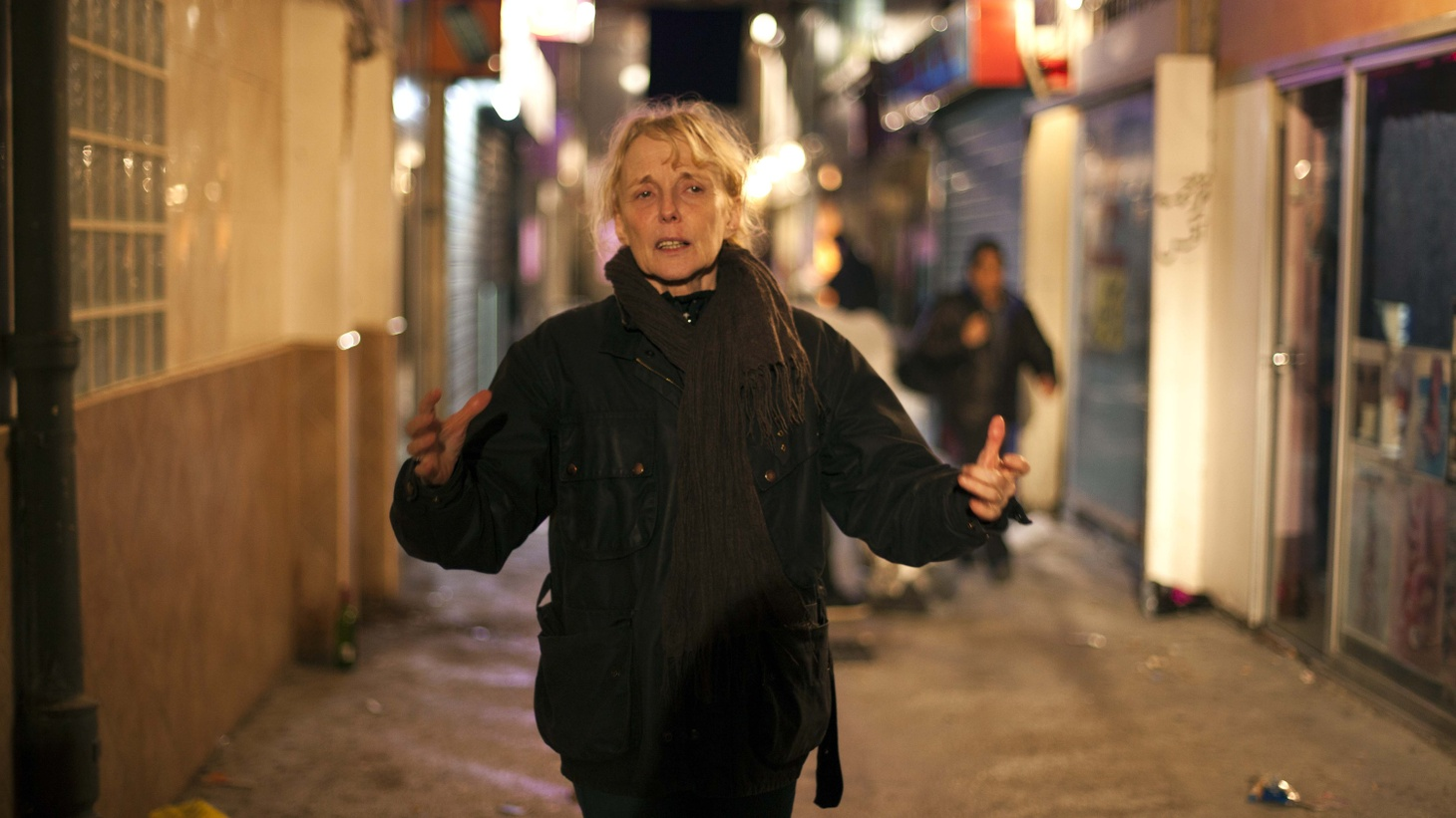 Director, Claire Denis