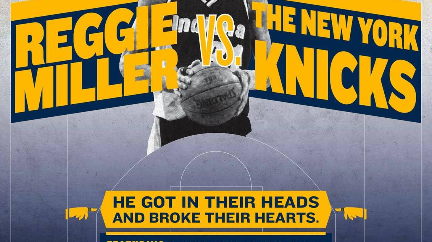 In his documentaries, director Dan Klores (Crazy Love, Ring of Fire: The Emile Griffith Story, Black Magic)  takes an event, then lets the participants offer their points of view. It illuminates, not complicates. His newest film, Winning Time, showcases Reggie Miller and Spike Lee.