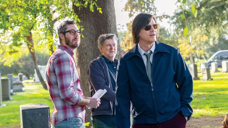 """""""Kidding"""" creator Dave Holstein talks existential crisis with Jim Carrey."""