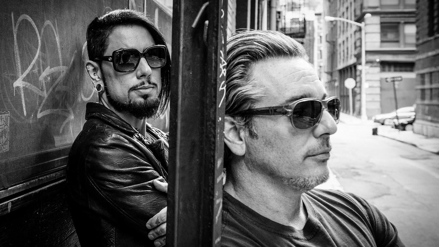 Musician Dave Navarro and director Todd Newman join Elvis Mitchell to discuss their film Mourning Son.