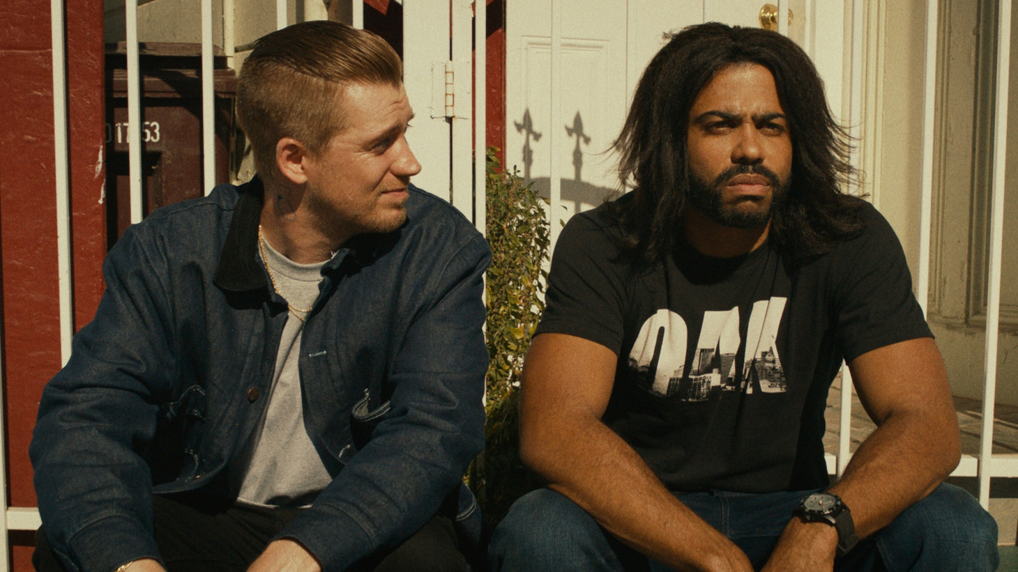 Stars of 'Blindspotting' Daveed Diggs & Rafael Casal discuss their love letter to Oakland.