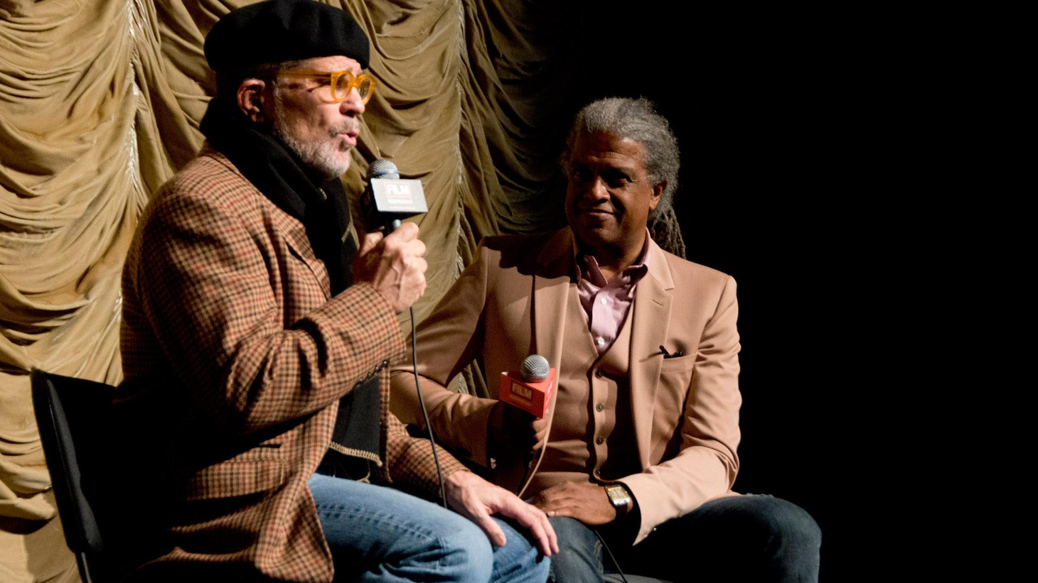 """BONUS EPISODE: Elvis Mitchell talks to playwright, screenwriter and film director David Mamet about his new HBO film, """"Phil Spector."""""""
