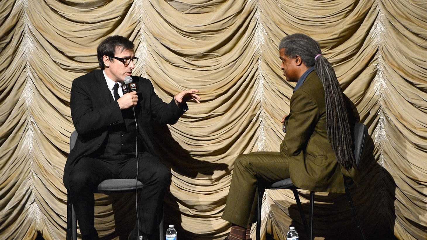 David O. Russell talks about music, cliches, and Jennifer Lawrence in a neck brace. Recorded live at Film Independent at LACMA.
