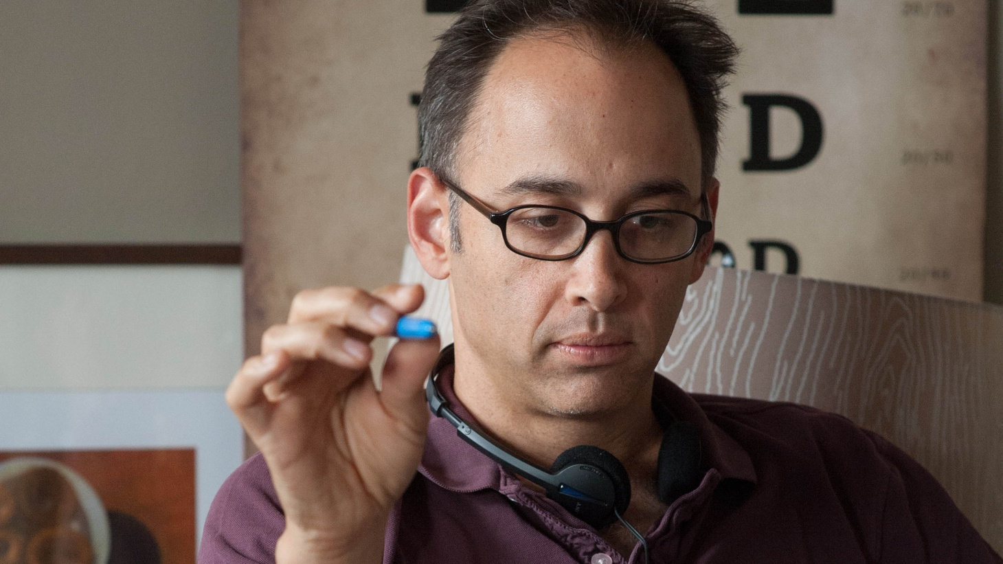 Don't call him a cynic. David Wain may totally tear apart the romantic comedy genre in his new film They Came Together, but he does it lovingly.