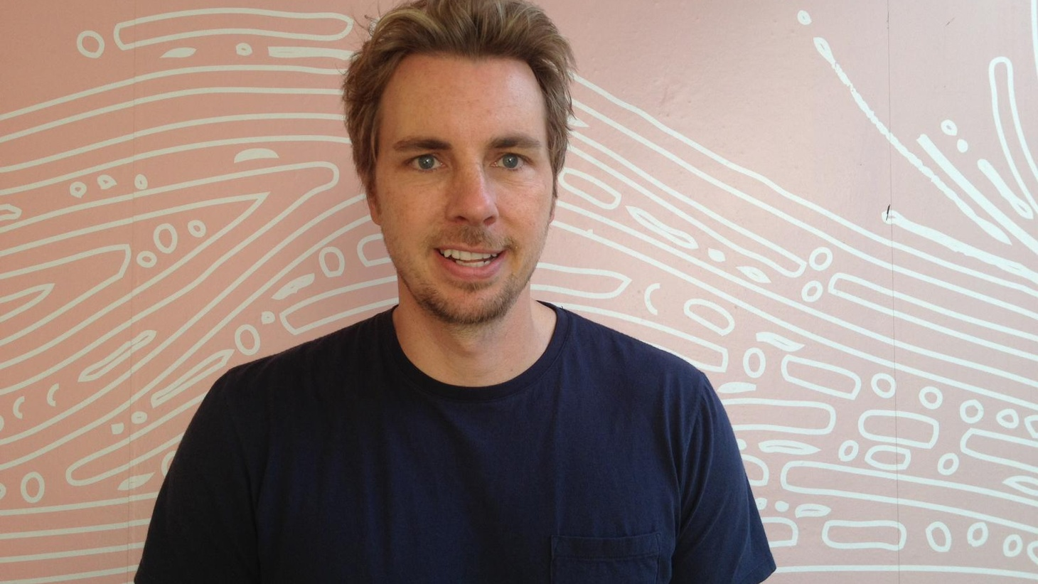 Elvis talks to actor Dax Shepard, who starred in, co-directed, and wrote the new film 'Hit and Run.'