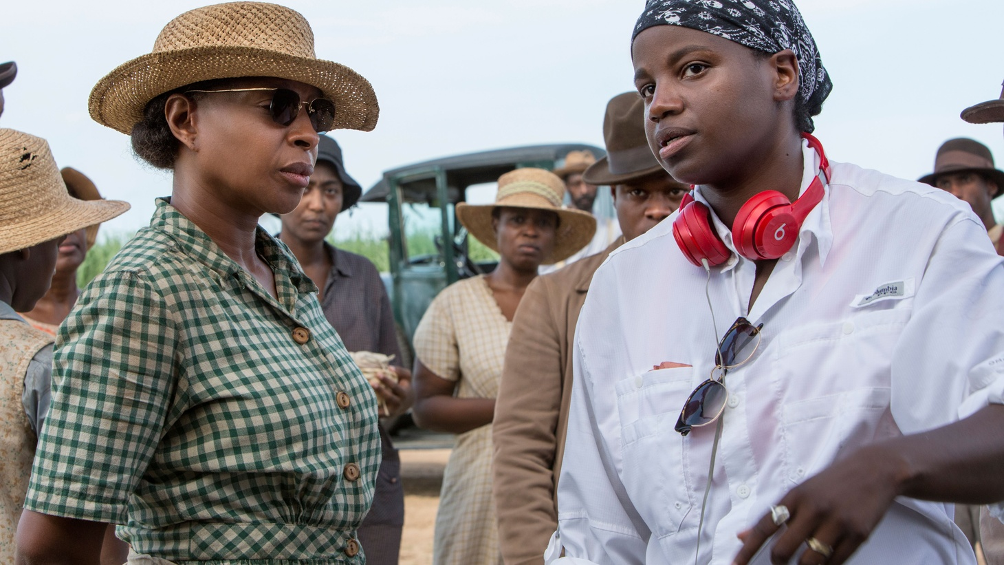 "Director Dee Rees discusses her unintentionally autobiographical film ""Mudbound""."
