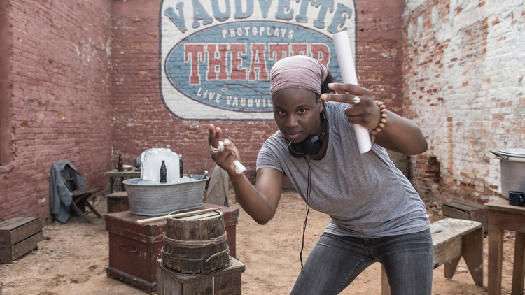 Filmmaker Dee Rees' new film, Bessie, explores the story of the legendary blues performer Bessie Smith.