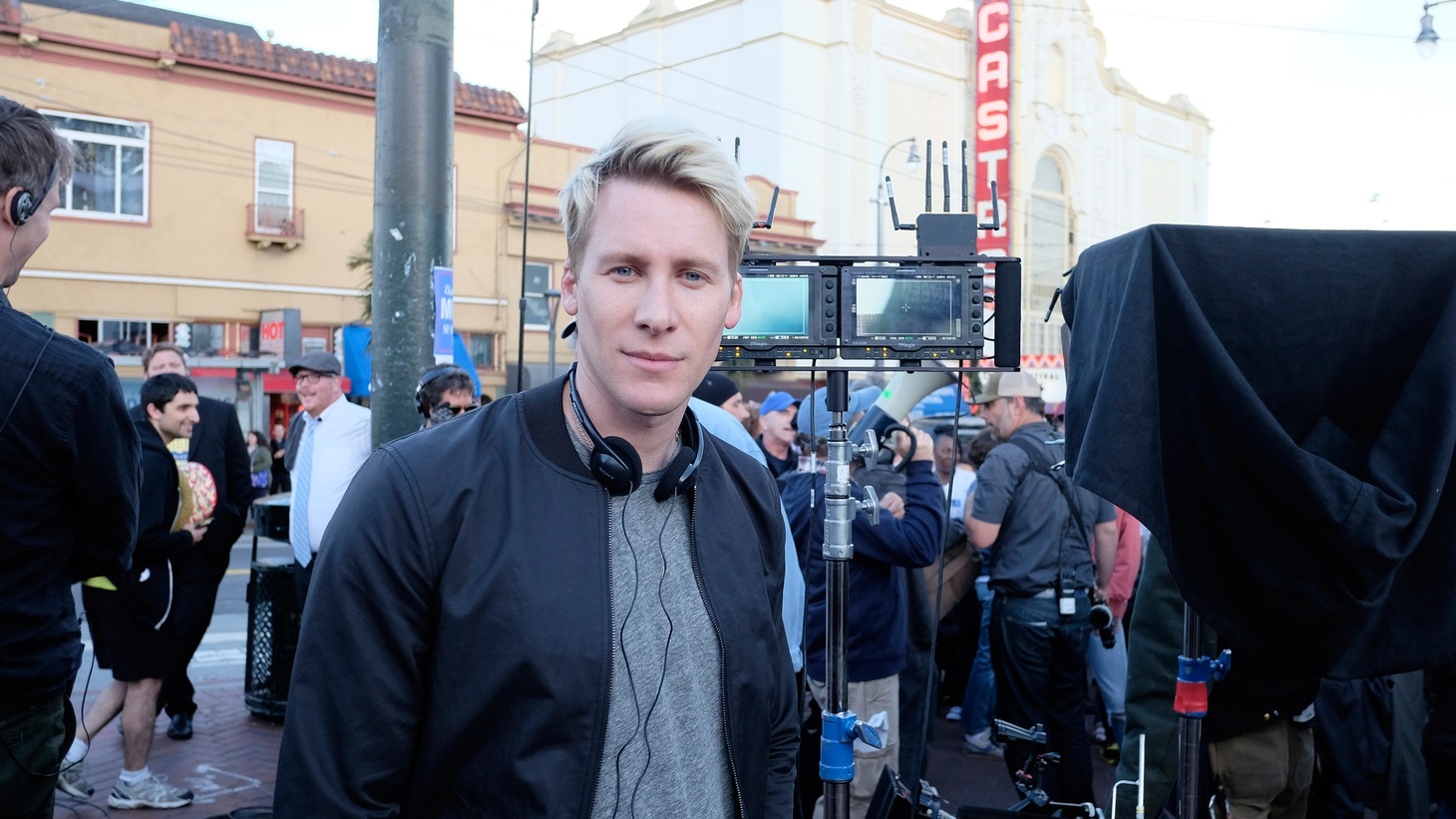 Filmmaker Dustin Lance Black visits The Treatment to discuss his passion for chronicling the LGBT movement of 1970s San Francisco in the ABC miniseries When We Rise.