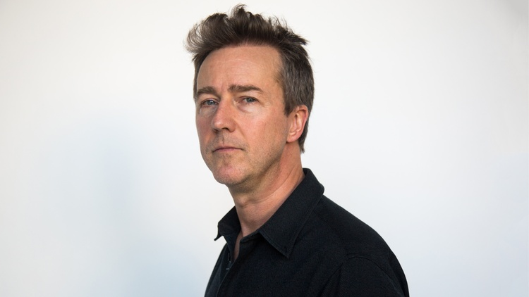 Edward Norton, writer, director and star of 'Motherless Brooklyn', discusses the time-traveling and imperatives that attracted him to this private eye story.