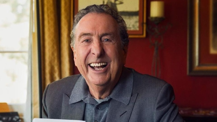"Monty Python's Eric Idle advises to   ""Always Look on the Bright Side of Life"" in his sortabiography."