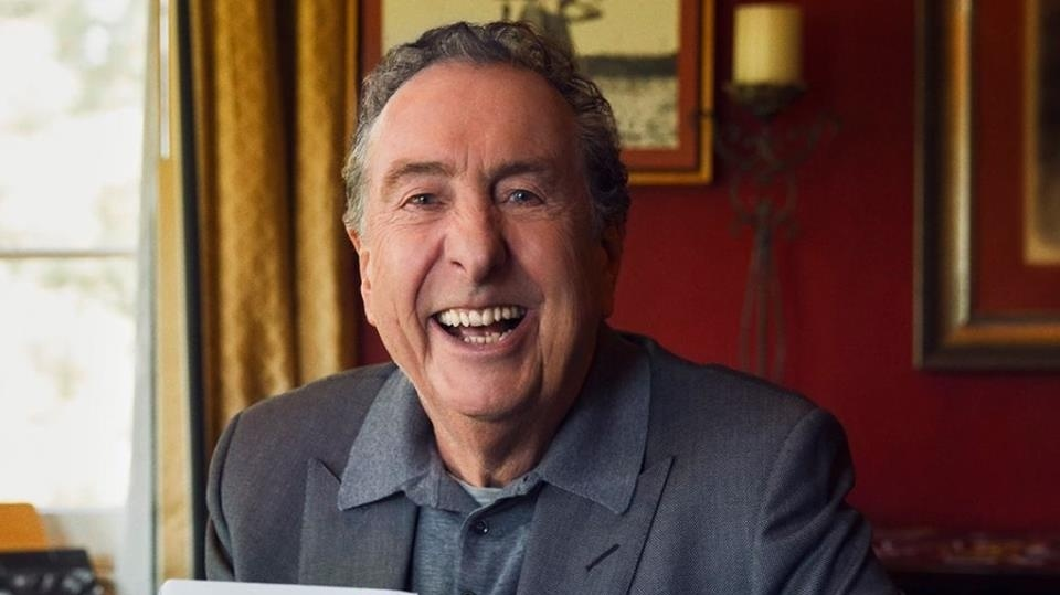 """Monty Python's Eric Idle advises to  """"Always Look on the Bright Side of Life"""" in his sortabiography."""