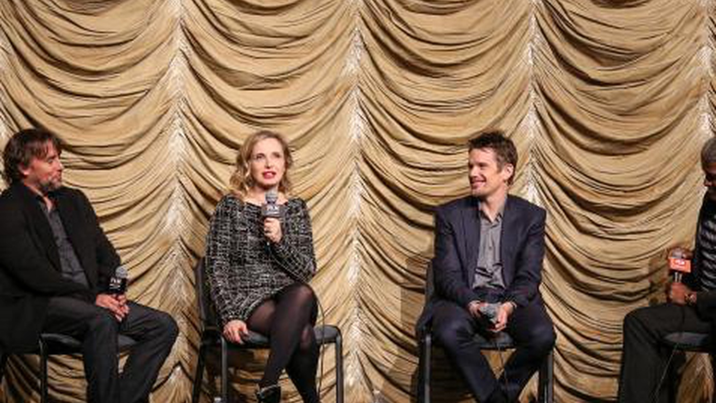 "The director and co-writers of ""Before Midnight"" talk about how much has changed in the 18 years since ""Before Sunrise."" (CONTAINS ADULT LANGUAGE)"