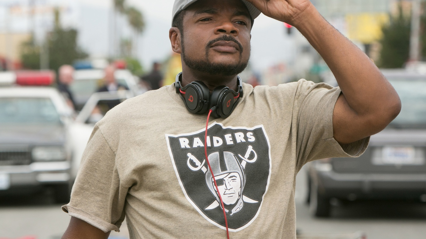 Director F. Gary Gray discusses his personal connection to the NWA biopic Straight Outta Compton.