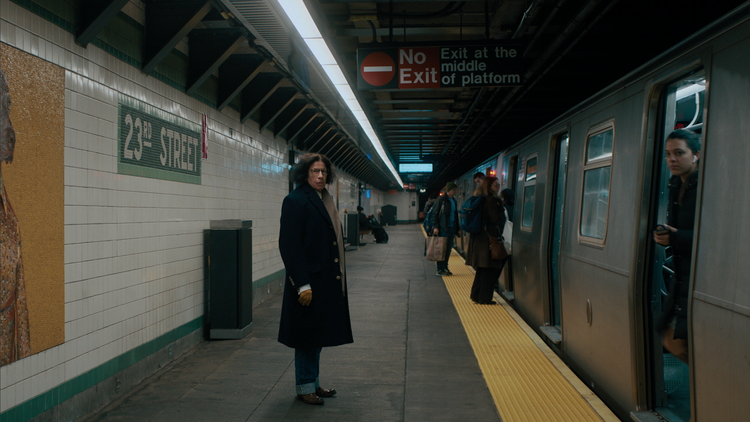 Writer and speaker Fran Lebowitz on her misinterpreted affection for New York.